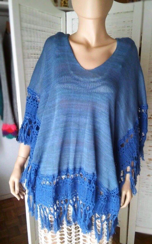 Poncho Tequila new - Florencia Llompart