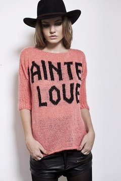 Sweater Letras listos