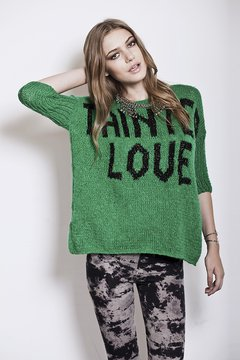Sweater Letras a pedido