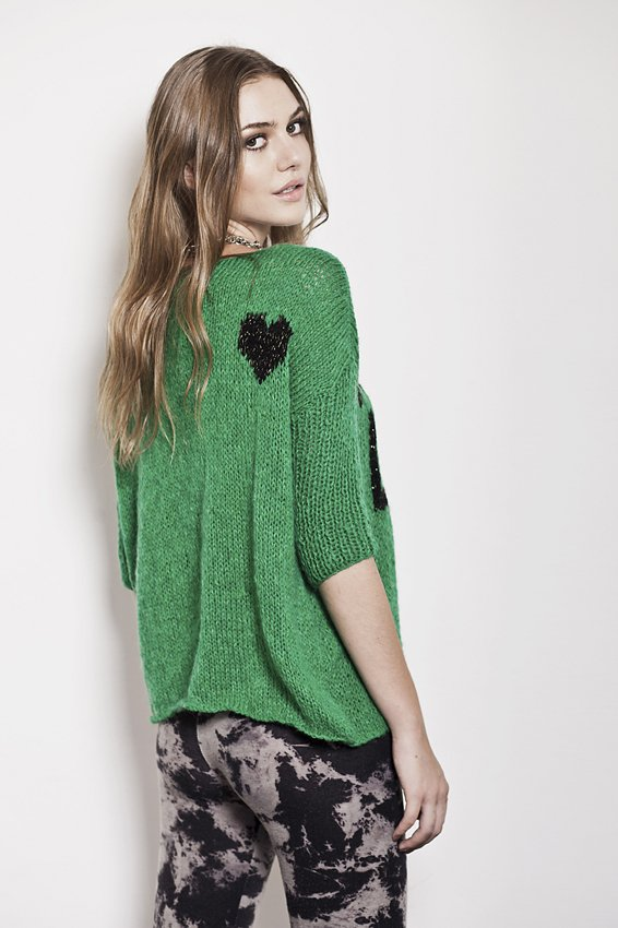 Imagen de Sweater Heart of Gold