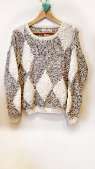 Sweater Diamond - Florencia Llompart