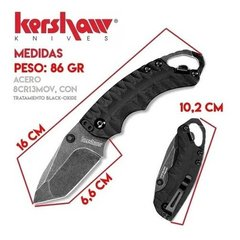 Cortapluma Navaja Tactica Kershaw Hops 5515 Local Palermo en internet
