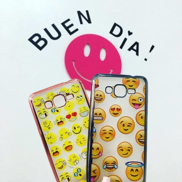 Fundas emoticones GRAND PRIME