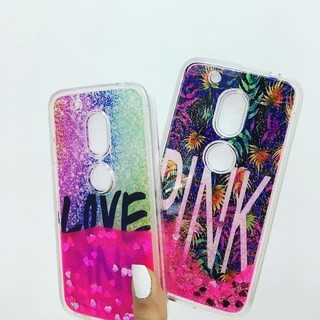 Liquid Glitter Moto G4/G4 Plus