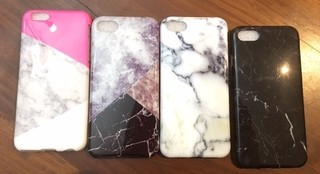 Marble  case IPHONE