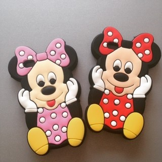 Silicona Minnie Iphone 4 - 4S