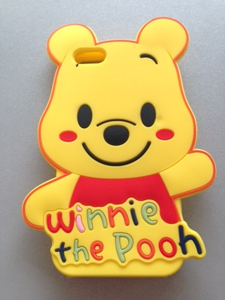 Silicona Pooh Iphone