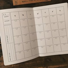 Monthly Planner en internet