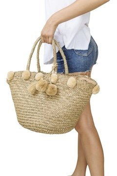 Bolso Pompom - OUT OF STOCK