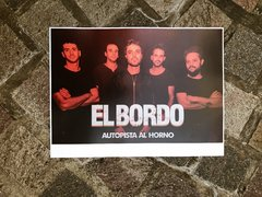 CD Hermanos + Póster original - El Bordo