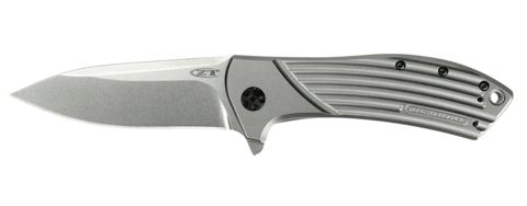 ZERO TOLERANCE 0801 Titanium