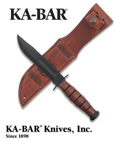 KA-BAR Cuchillo 1250 USMC SHORT