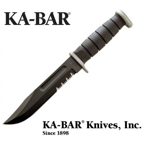 KA-BAR Cuchillo 1281 D2 Extreme Fighting Ultility