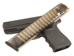 ETS Cargador GLOCK Cal. 9mm de 31 Tiros MADE IN USA