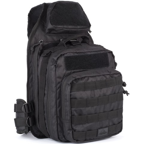 RED ROCK Mochila Tactica RECON SLING PACK 80139 NEGRA