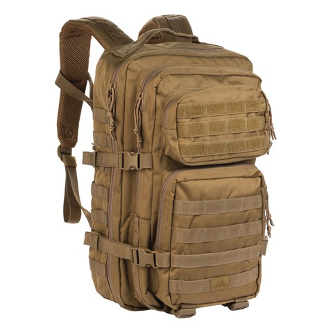RED ROCK Mochila Tactica LARGE ASSAULT PACK 80226 COYOTE TAN en internet