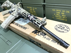 SMITH WESSON Carabina MP 15-22 CAMO KRYPTEC CAL. 22LR