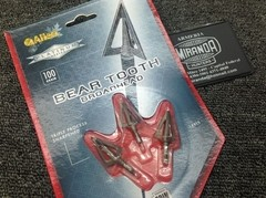 ALLEN Puntas de Caza Beartooth 100gr