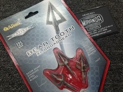 ALLEN Puntas de Caza Beartooth XL 125gr