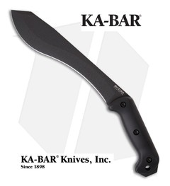 KA-BAR Cuchillo Becker BK-4 MACHAX MADE IN USA
