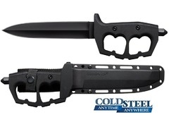 COLD STEEL Cuchillo CHAOS DOUBLE EDGE