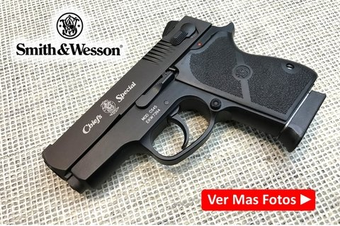 SMITH WESSON Pistola CHIEFS SPECIAL CS45 Cal. 45