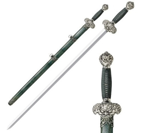 Espada De Corte Cold Steel Jade Lion Gim Sword Original