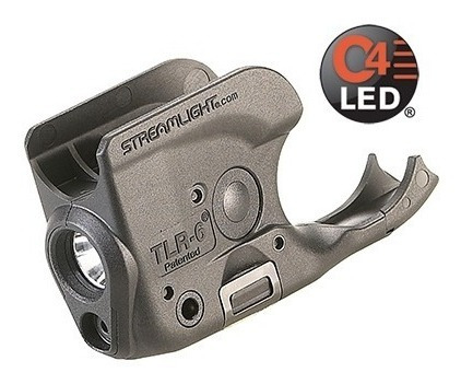 STREAMLIGHT Laser Linterna TLR6 para Colt 1911 45 MADE IN USA