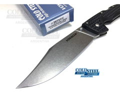 Navaja Cold Steel Voyager Clip Point Xl Filo Liso Original