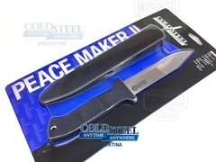 Cuchillo Cold Steel Peace Maker 2 Botero Original Importador