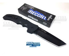 Navaja Defensa Cold Steel Recon 1 Tanto Original En Stock