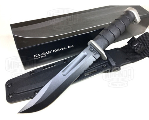 KA-BAR Cuchillo 1282 D2 Extreme Original MADE IN USA