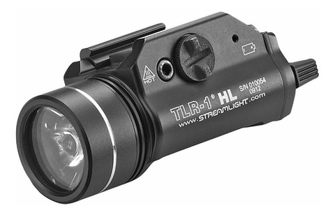 Linterna Streamlight Tlr1-hl 800 Lumens Original Made In Usa