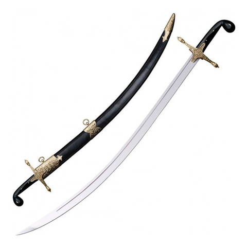 COLD STEEL Espada SHAMSHIR SWORD Original