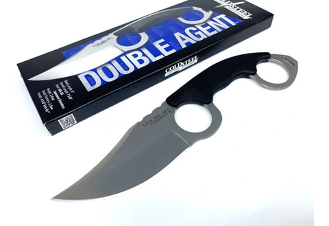 Cuchillo Karambit Cold Steel Double Agent 2 Original