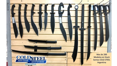 Sable Cold Steel Scimitar Sword Original Importador En Stock