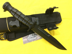 EXTREMA RATIO Cuchillo Militar MK2.1 Black Original MADE IN ITALY