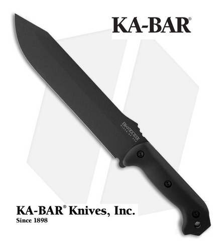 KA-BAR Cuchillo Becker Bk9 Bk-9 Original MADE IN USA