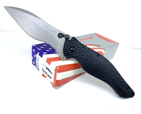 Navaja Apertura Asistida Kershaw Spec Bump G10 Made In Usa