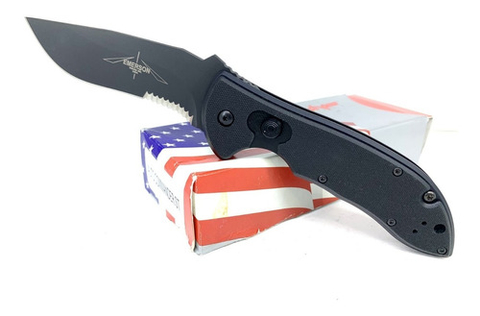Navaja Automatica Kershaw Emerson Commander St Made In Usa
