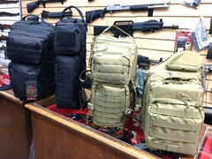 Mochila Tactica Red Rock Assault Pack Verde Nuevas En Stock