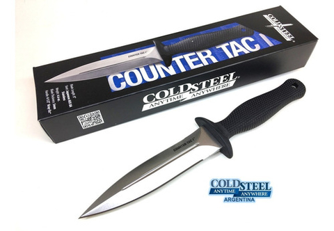 Cuchillo Defensa Cold Steel Counter Tac 1 Importador En Stoc