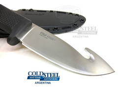 COLD STEEL Cuchillo MASTER HUNTER PLUS San Mai 3 Japan ORIGINAL