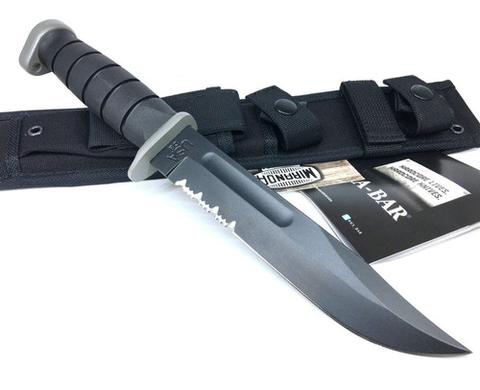 KA-BAR Cuchillo 1281 D2 Extreme Original MADE IN USA