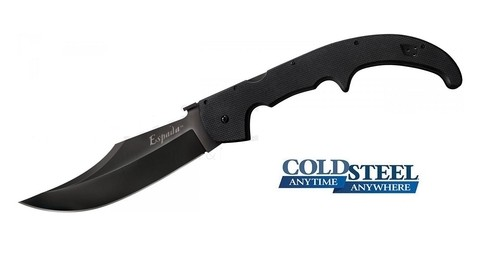 COLD STEEL Espada BLACK G-10 Extra Large