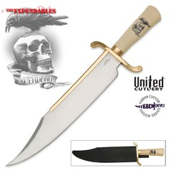 INDESTRUCTIBLES Cuchillo Original Expendables Bowie Sylvester Stallone