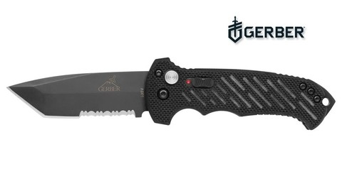 GERBER Navaja Automatica 06 G-10 MADE IN USA