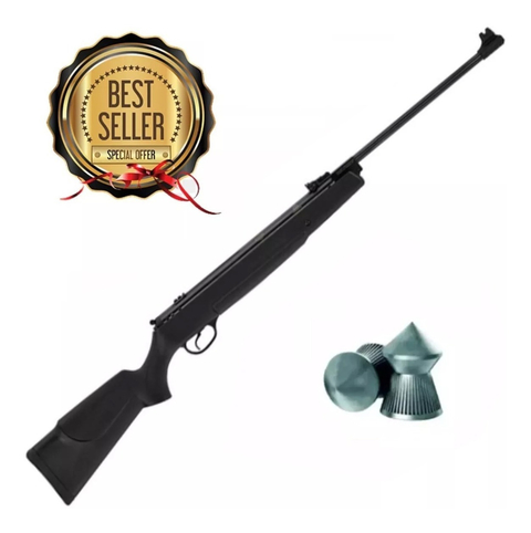 HATSAN Rifle de Aire 70 VORTEX CAL. 5.5mm NITRO PISTON