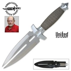 UNITED GIL HIBBEN Daga DOUBLE SHADOW Original