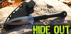 COLD STEEL  HIDE OUT